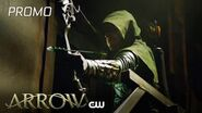 Arrow Comic-Con®️ 2019 Sizzle The CW