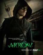 Arrow promo - In the secret war on Starling, he is the city's only weapon