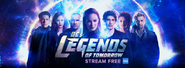 DC's Legends of Tomorrow season 4 promotional image