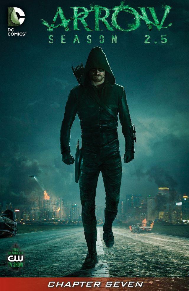 Arrow Season 2.5 chapter 7 digital cover.png