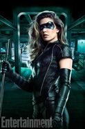 Arrow Season 6 Promo Dinah Drake as Black Canary