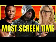 ARROW characters with more screen time