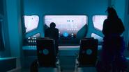 Brainiac's Ship Cockpit Area