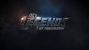 DC's Legends of Tomorrow season 2 title card