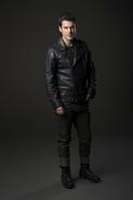 Mark Scheffer - Suicide Squad portrait