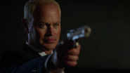 Team Legends fight with Damien Darhk and ghosts (7)