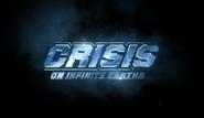 Crisis on Infinite Earths logo