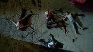 John Constantine kill Santa Muerta members