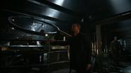 Dig shows Oliver the broken Bunker
