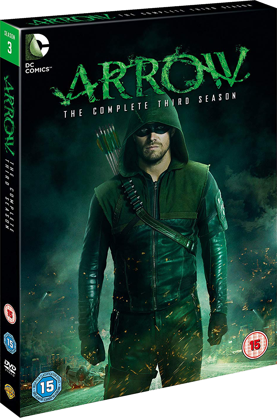 Arrow - The Complete Third Season region 2 cover.png