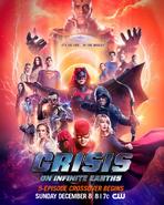 Poster 1 de Crise nas Infinitas Terras