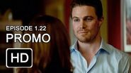 Arrow 1x22 Promo - Darkness On The Edge Of Town HD