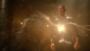 Damien Darhk takes energy from the dead Havenrock