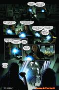 The Flash comic sneak peek - The Runaway Dinosaur