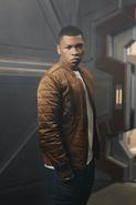 DC's Legends of Tomorrow - Jefferson Jackson character portrait