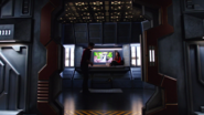 Ray and Anna on the Waverider