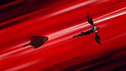 Śmierć Red Tornado na oczach Raya (2)