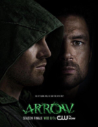 Arrow - Unthinkable promo - His city burns. Will he fight fire with fire?