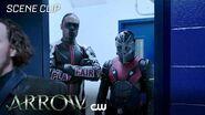 Arrow Next of Kin Scene The CW