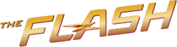 The Flash first logo.png