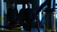 Damien Darhk fight Team Green Arrow and kill by Green Arrow (1)