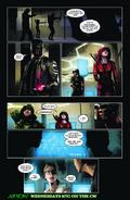Arrow comic sneak peek - Schism
