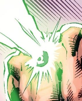 Green Lantern Corps Rings