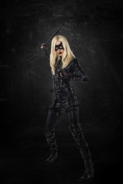 Laurel Lance as Black Canary first look 2