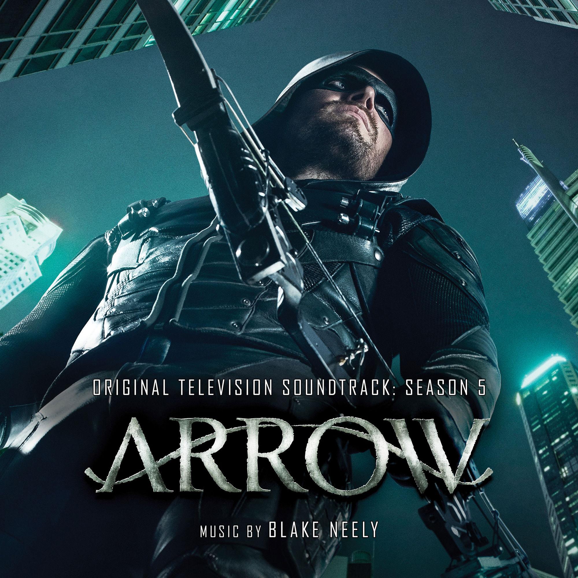 Arrow - Original Television Soundtrack Season 5.png