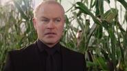 Damien Darhk in his corn plant (3)