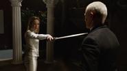 Damien i Eleanor Darhk walczą z legendami w Hollywood (2)