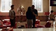Francine West, Joe West and Iris West talk in CC Jitters (1)