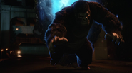 Grodd fight The Flash and go to Earth-2 (10)