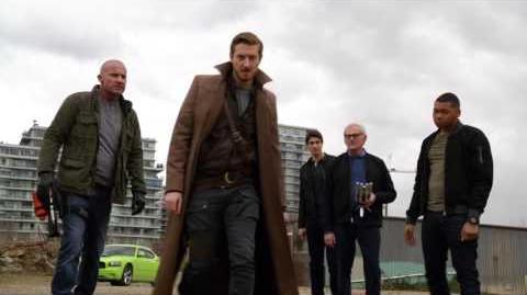 Legends of Tomorrow- Season 2 trailer