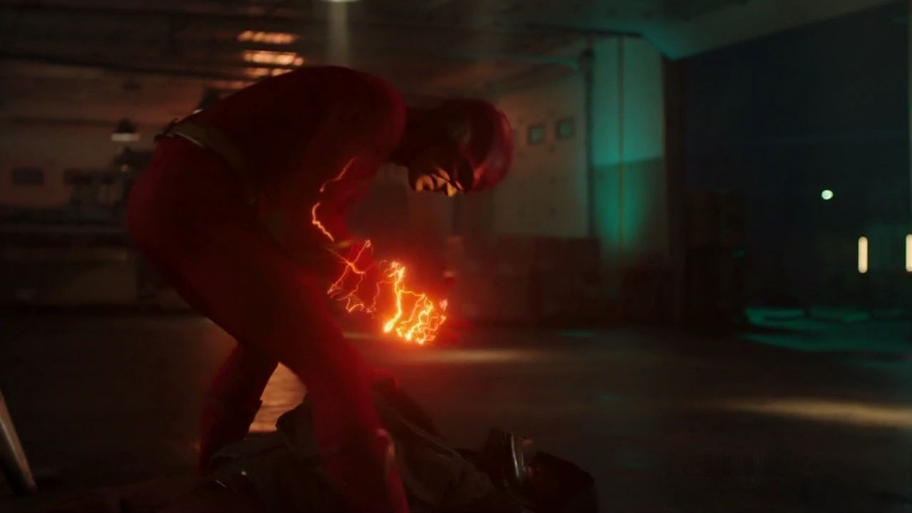 Seeing Red (The Flash)