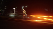 A.M.A.Z.O. as a speedster