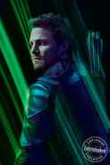 Arrow season 8 - Entertainment Weekly Oliver Queen promo 4
