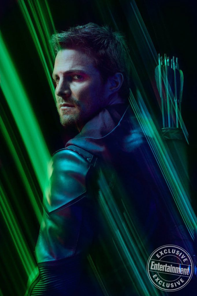 Arrow season 8 - Entertainment Weekly Oliver Queen promo 4.png