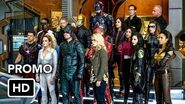 DCTV Crisis on Earth-X Crossover Promo 3 The Flash, Arrow, Supergirl, DC's Legends of Tomorrow (HD)