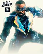 BlackLighting - Season 2 - Poster Jefferson
