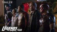 DC's Legends of Tomorrow Phone Home Trailer The CW