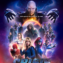 Crisis on Infinite Earths poster.png