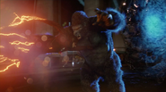Grodd fight The Flash and go to Earth-2 (12)
