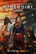 Supergirl, Elseworlds promotional poster