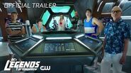 DC's Legends of Tomorrow Time Machine Trailer The CW