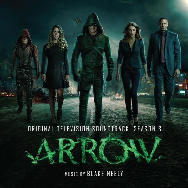Arrow - Original Television Soundtrack Season 3.png