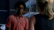 Curtis Holt proud of Felicity Smoak (2)