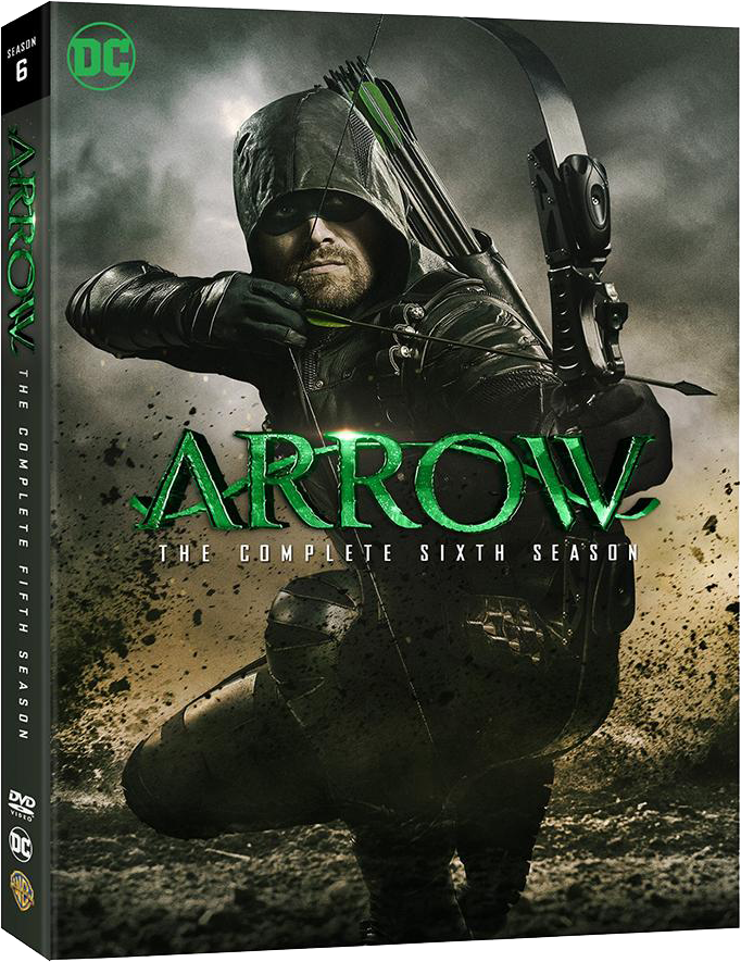 Arrow - The Complete Sixth Season region 1 cover.png