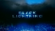 Black Lightning season 4 logo