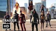 The Flash, Arrow, Supergirl, DC's Legends of Tomorrow 4 Night Crossover Event Trailer (HD)